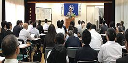 松原市倫理法人会の様子(2)