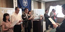 堺市北区倫理法人会の様子(3)
